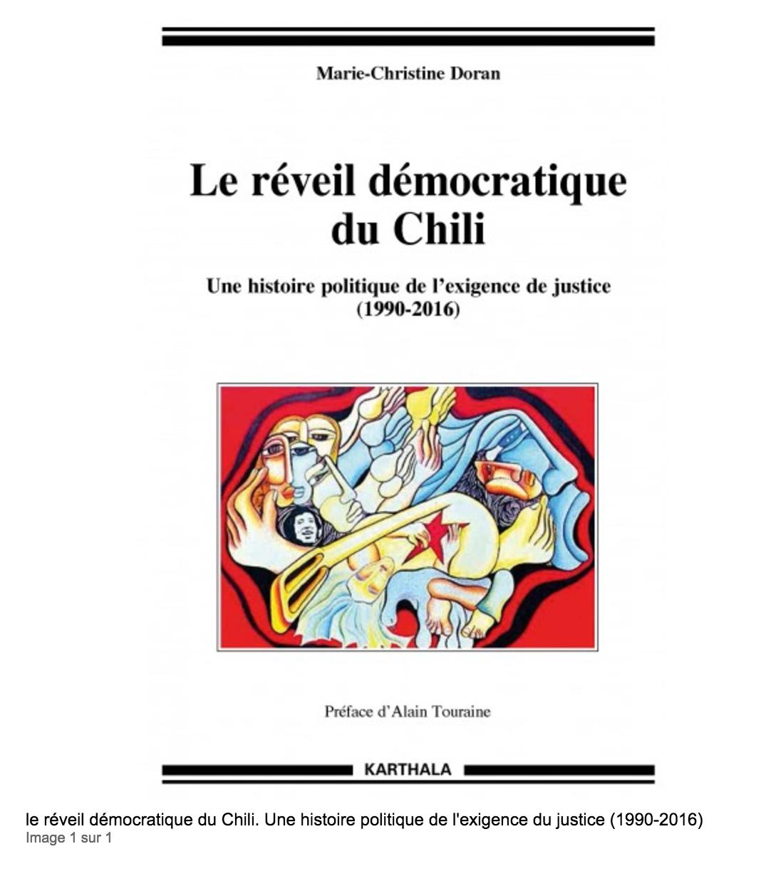 Le réveil démocratique du Chili: de la transition à l'Assemblée constituante