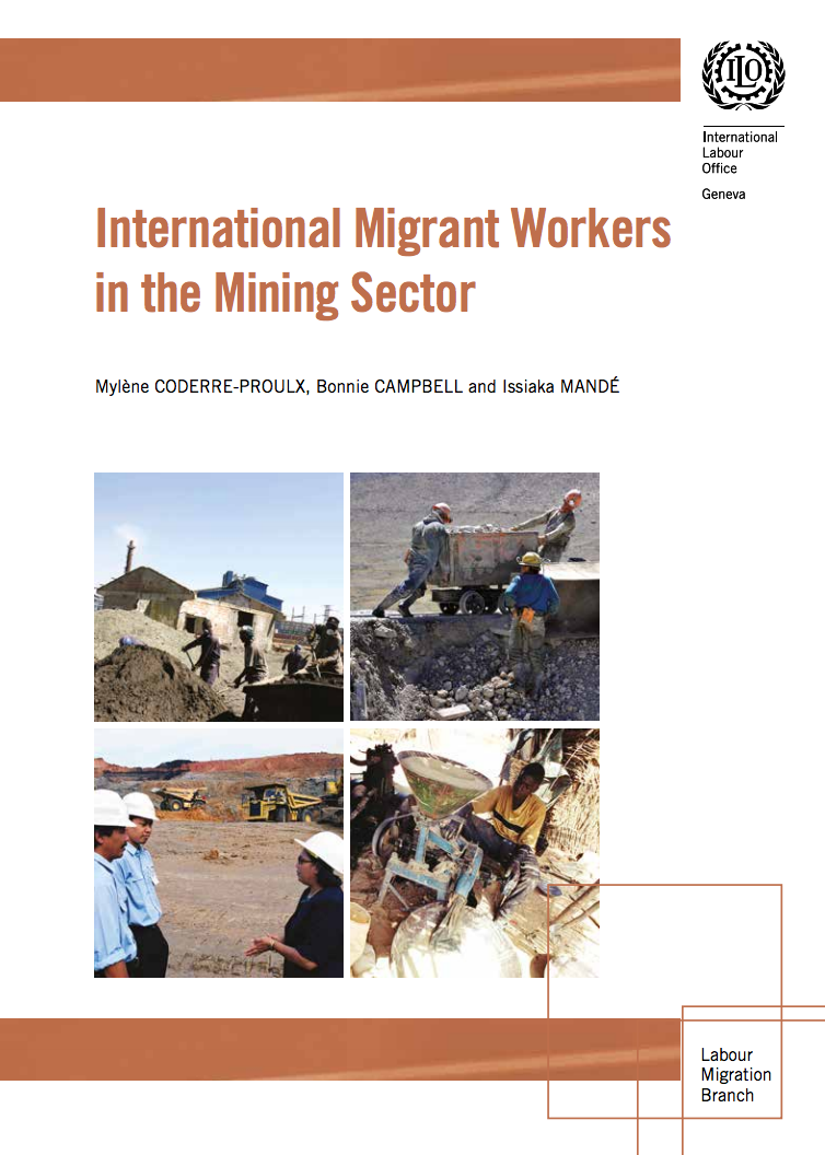 International Migrant Workers in the Mining Sector - Rapport