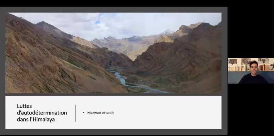 Midis de la relève - «Luttes d'autodétermination dans l'Himalaya»